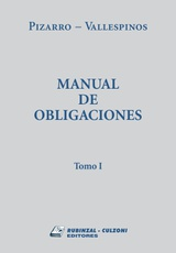 Manual de obligaciones. Tomo 1