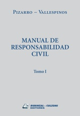 Manual de responsabilidad civil tomo 1