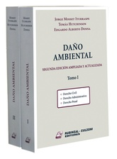 Daño ambiental. 2 tomos